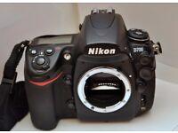nikon d700 full frame camera