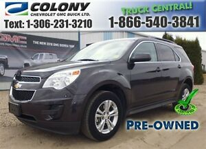 2014 Chevrolet Equinox 1LT, AWD, Heated Seats, PST PAID