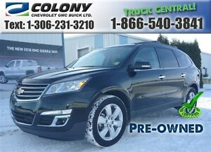 2016 Chevrolet Traverse LT 1LT, Heated Front Seats, Sunroof