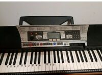 Yamaha Keyboard, Electric Piano PSR 350
