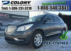 2013 Buick Enclave Leather, AWD, PST PAID