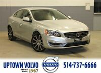 2014 Volvo S60 T6 AWD PREMIER PLUS DEMO