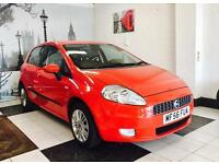 ★🎈WEEKEND SALE🎈★2006 FIAT GRANDE PUNTO 1.4 PETROL★ LONG MOT NOV 2017 ★ CHEAP RUNNER ★ KWIKI AUTOS★