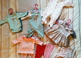 Baby girl 3-6 month bundle