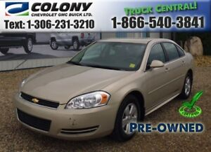2010 Chevrolet Impala LT, Air/Cruise, Bluetooth, PST PAID