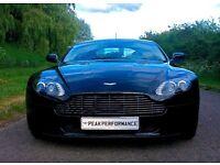 Aston Martin Vantage 4.3 V8 manual