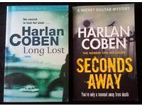 Two Harlan Coben Novels