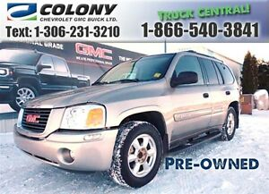 2003 GMC Envoy SLE, Power Seats, Air/Cruise, PST PAID