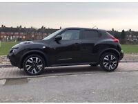 Nissan juke (black)