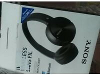 SONY WIRELESS HEADSET FOR SALE