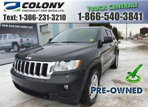 2011 Jeep Grand Cherokee Laredo, Leather, Heated Seats