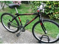 TREK {1998) 800 SPORT MOUNTAIN BIKE,VERY GOOD QUALITY BIKE IN VGC/READY TO RIDE. HAYES MIDDLESEX.