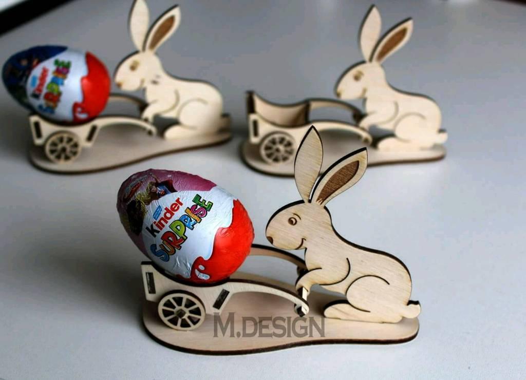 Easter egg holder's