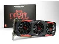 Power Colour - RX480 - Red Devil - DDR5 - 8GB