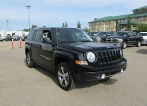 2016 Jeep Patriot HIGH ALTITUDE w/LEATHER, SUNROOF