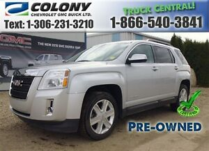 2011 GMC Terrain SLE-2, Bluetooth, Heated Seats, PST PAID