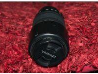 Tamron 70-300 Di macro 4/5.6 lens for nikon