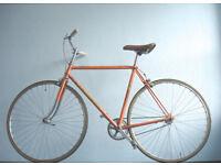 Beautiful Lightweight Peugeot PFN10, Single Speed freewheel/not fixie, Vitus Serviced