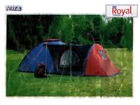 Royal Camping - 'Lille 3' Tent