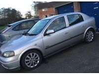 53 Plate Vauxhall Astra 2.0TDI For Sale