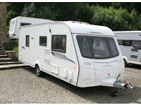 Caravan COACHMAN 560/4 (year 2011)