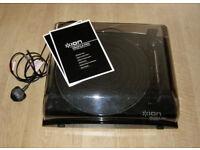 EZ Vinyl/Tape Converter Turntable