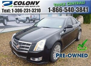 2011 Cadillac CTS Performance, PST PAID, Sunroof, Navigation