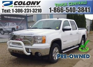 2012 GMC Sierra 1500 5.8 Box, SLT Crew Cab, Bose Speakers, PST P