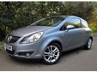 Vauxhall Corsa. CAN'T GET CREDIT?...YES YOU CAN! CAR FINANCE AVAILABLE.