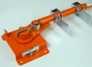 Bending Tool, Bender , Rebar, Round Bar 6 - 14mm, more benders inside! GRO-2