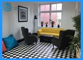 Covid Flexible Contract 20-35 desks Fully Furnished 1000sqft Private Office - *Covent Garden - WC2H*