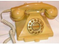 A RETRO HOME TELEPHONE - ASTRAL WHITEHALL 1212 copy - VERY GOOD CONDITION