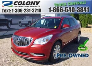 2013 Buick Enclave CXL1, Heated Seats, AWD, PST PAID