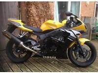 Yamaha R6 yzf