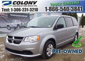 2013 Dodge Grand Caravan SE, Rear Vision Camera, Bluetooth, PST
