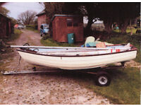 10 FT CLIPPER DINGHY