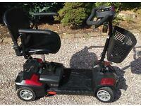 Go Go Elite 4 Mobility Scooter