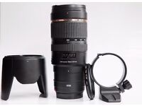 Tamron SP 70-200mm 2.8 USD Di VC USD A009 Lens For Canon