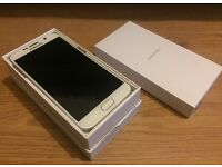 Samsung Galaxy S6 Pearl White, 32GB, Like New Condition