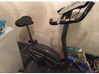Body sculpture exercise bike with computer £50