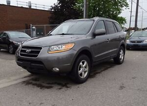 2009 Hyundai Santa Fe GL.LOW KMS. ONE OWNER. WARRANTY AVAILABLE.