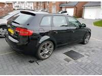 Audi A3 @97500k New Front Discs and Brakes