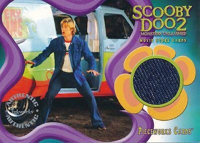 Scooby Doo Freddy Costume (SCOOBY-DOO 2 - FREDDIE PRINZE JR AS FRED - PW3 -)