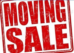 MOVING SALE Pickering
