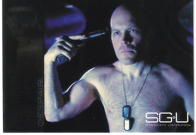 Stargate Universe SGU Season 2 - Secrets Card S7