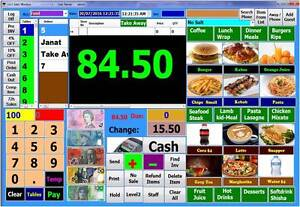 Restaurants & Cafes POS with Full Online & in your Shop Support Bankstown Bankstown Area Preview