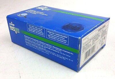 Leviton 8899-sbw 20a 125v White Smart Lock Gfci Receptacle W Wallplate New