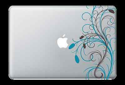 """Design 2 Decal Sticker for Apple Mac Book Air/Pro Dell Laptop 13"""" 15"""" 17"""