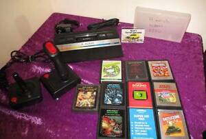 ATARI 2600 JUNIOR CONSOLE 2 controllers 10 games Albany Albany Area Preview