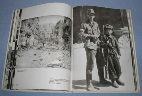 The Warsaw Uprising 1944 in the eye of the camera - Big album - 320 photos